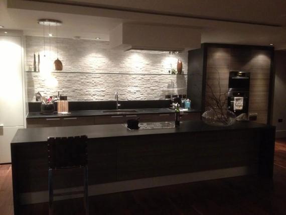 White Quartzite Split Face wall tile for bathrooms kitchens outside