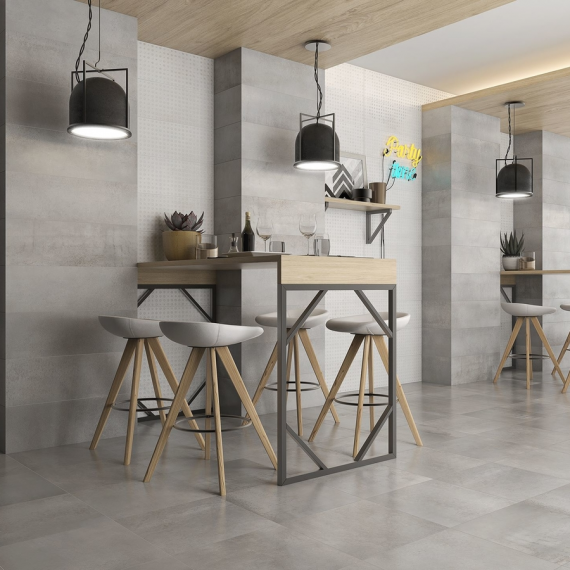 INDUSTRIAL Harvy Perla Wall Tile