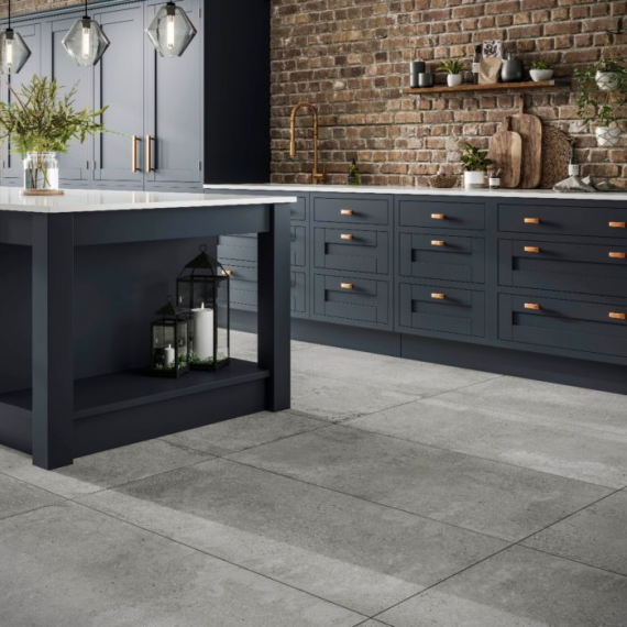 London Cemento Floor and Wall Tile