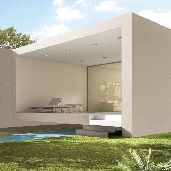 Basic Blanco Large Coverlam Tile