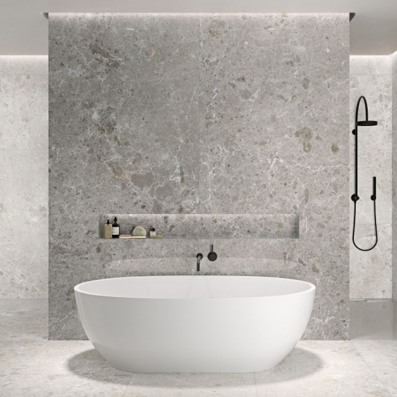 Artic Gris Large Coverlam Tile