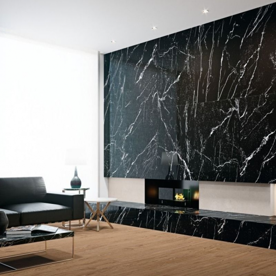Marquina large Coverlam Tile
