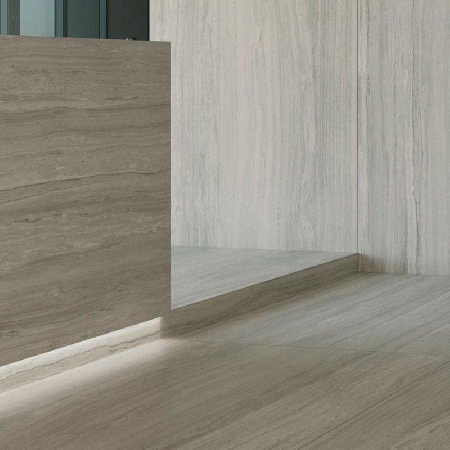 Silk Gris Large Coverlam Tile