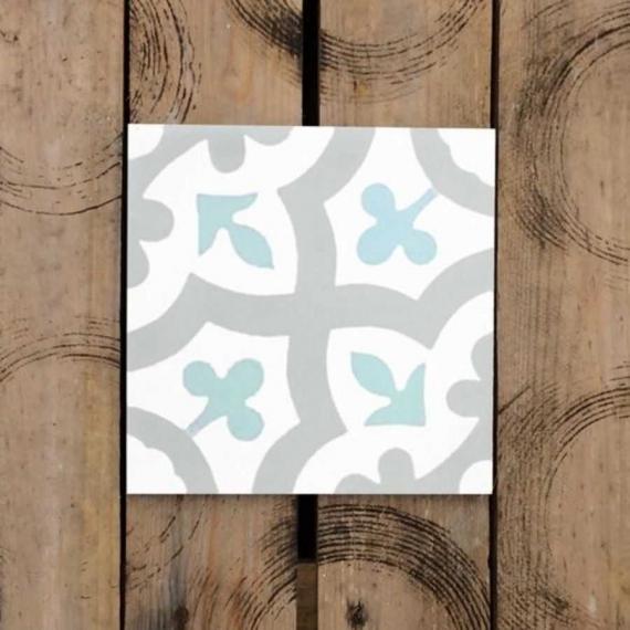 Brina Cement Encaustic Tiles 20 x 20 cm