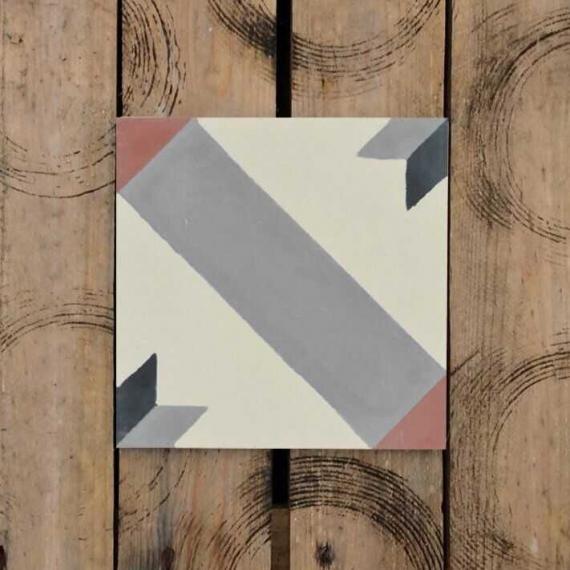 Pezzo Cement Encaustic Tiles 20 x 20 cm