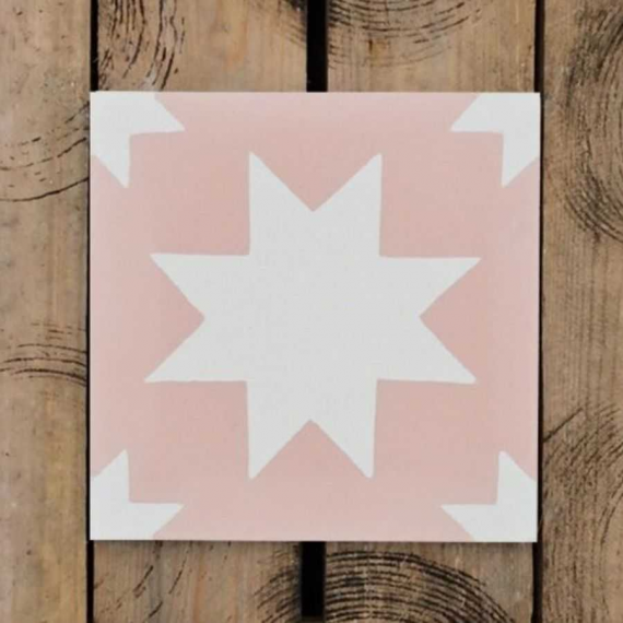 Otto Grande Cement Encaustic Tiles 20 x 20 cm