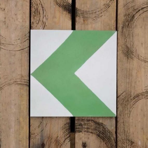 Seta Cement Encaustic Tiles 20 x 20 cm