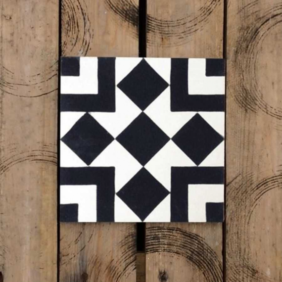 Britannica Cement Encaustic Tiles 20 x 20 cm