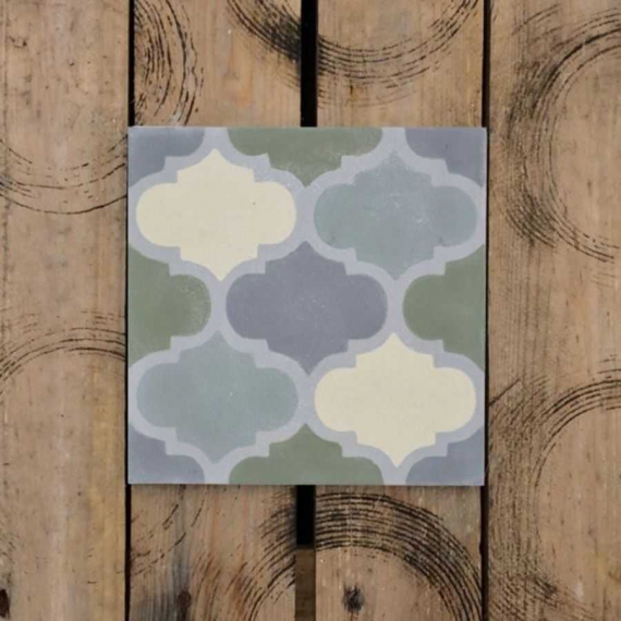 Lanterna Cement Encaustic Tiles 20 x 20 cm