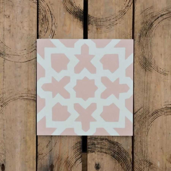 Delicada Cement Encaustic Tiles 20 x 20 cm