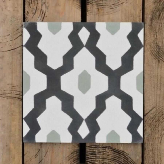 Salazar Cement Encaustic Tiles 20 x 20 cm