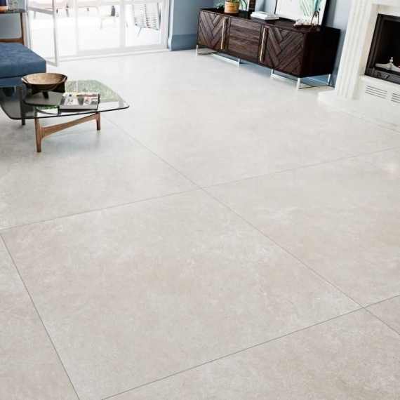 Roca Arles Blanco Thick Large Format Wall and Floor Tile