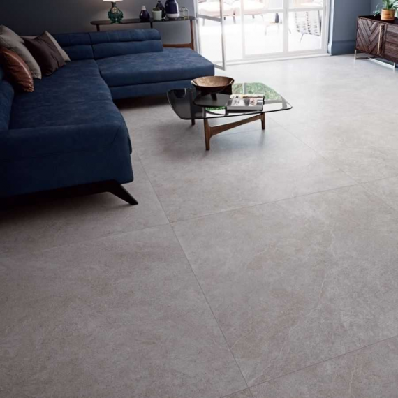 Roca Arles Gris Thick Large Format Wall and Floor Tile