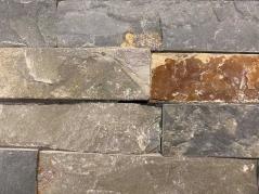 Autumn Quartz Split Face Mosaic Tile