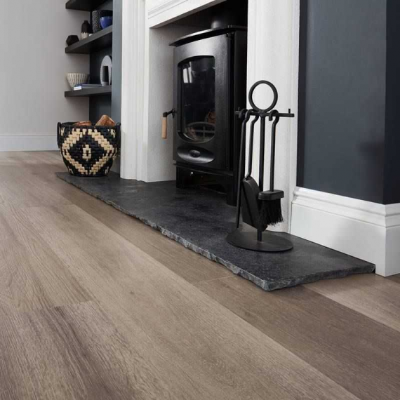 Washed Grey Ash Karndean Flooring