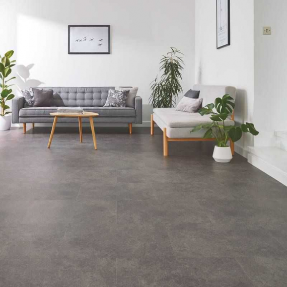 Volcanic Black Karndean Flooring