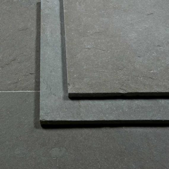 Ash Tumbled Limestone Tile