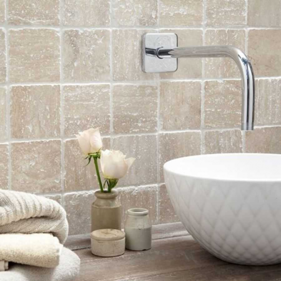 Travertine Tumbled Tile