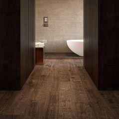 Legno di lusso Castagno Wood Effect Tile vero