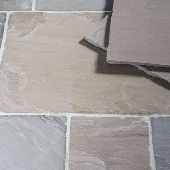 Olive Desert Sandstone Floor Tile