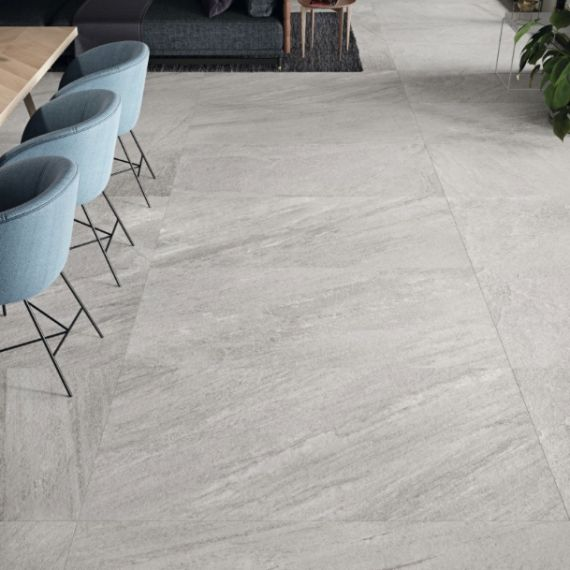Indiana Gris Stone Effect Floor Tile