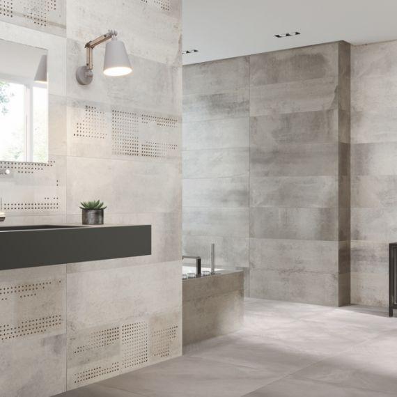 Vulcano Milenio Blanco Ceramic Wall Tile