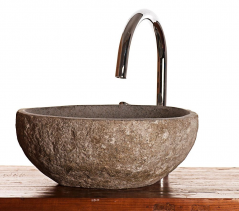Bathroom Sink Stone Wash Basin